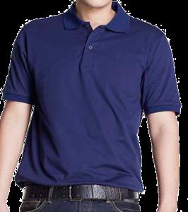 Pique Polo Shirts